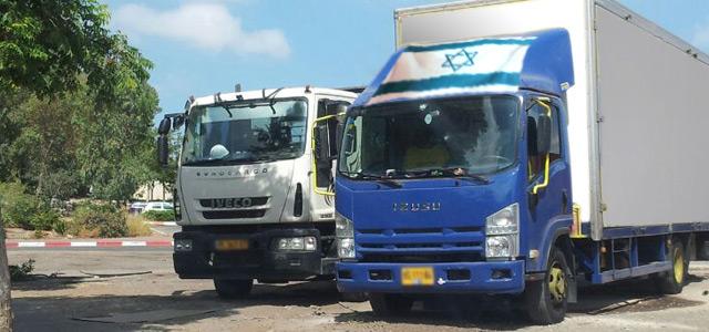 Перевозки в Рамат-Авиве