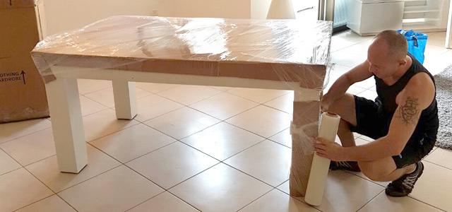 Перевозки квартир в Бат-Яме