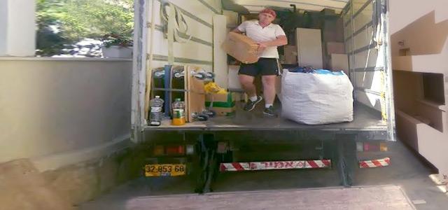 Перевозки квартир в Холоне